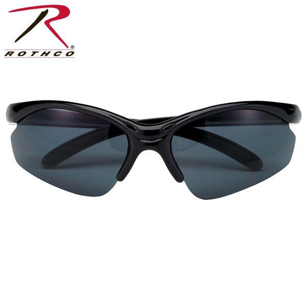 نظارات شمسية رياضية روثكو اسود