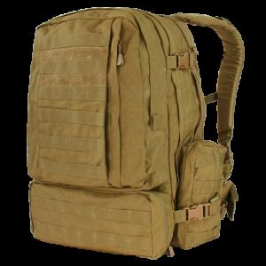 حقيبة وشنطة ظهر عسكرية اسولت كوندور بني